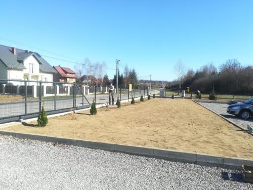 Projekt ogród ukończony