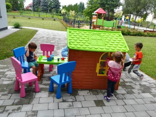 Zabawy w ogrodzie 2020